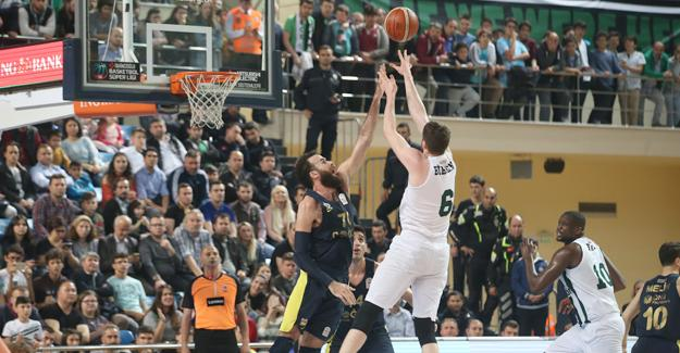 Basketbol Süper Ligi'nde perde kapanıyor