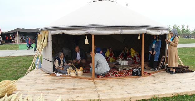 Büyükşehir Etnospor Kültür Festivali'nde