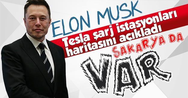 Elon Musk'tan Sakarya kararı
