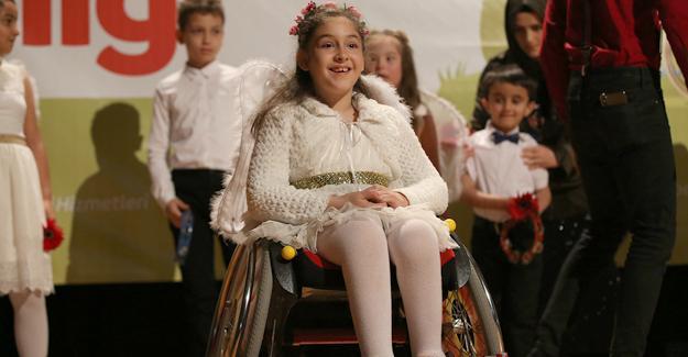 Engelliler şenliği yapıldı