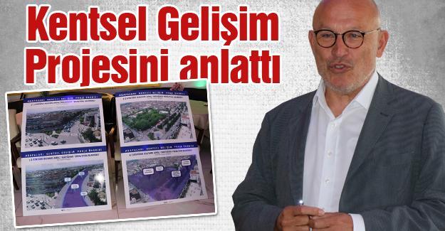 Eski Bakan Taranoğlu'ndan 6 proje önerisi