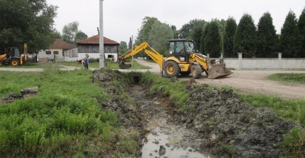 Kanal temizleme işlemleri hız kazandı