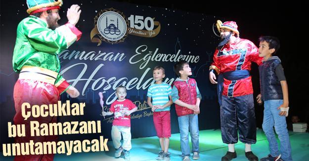 Kayrancık'ta Ramazan coşkusu