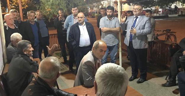 "MHP'li Balaban ""Milletimiz bu oyunu bozar"""
