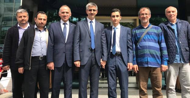 Sakarya Anadolu İHL Türkiye 4.'sü oldu