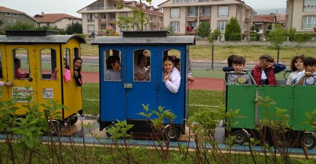 Serdivan Trafik Park'a Kocaeli'nden misafir
