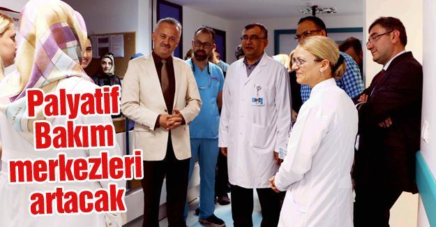 Tüm hastanelerde kurulması hedefleniyor