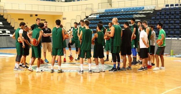 Büyükşehir Basket hazırlıklara başladı