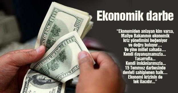 Ekonomik darbe