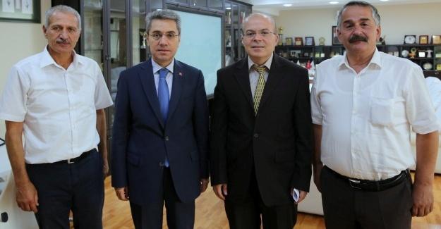 Arifiye'den Başkan Dişli'ye ziyaret