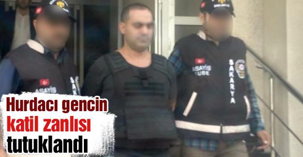 Hurdacı gencin katil zanlısı tutuklandı