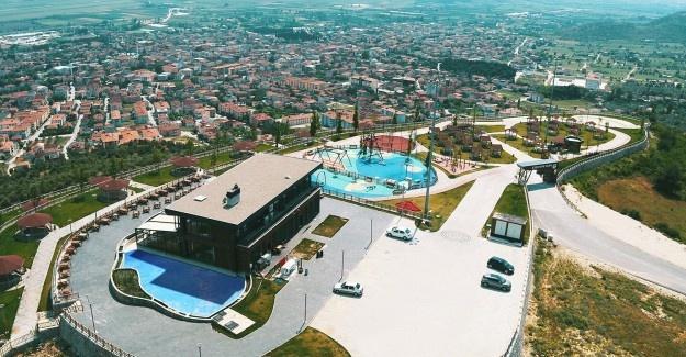 Pamukova'nın yeni buluşma noktası: Esentepe Park
