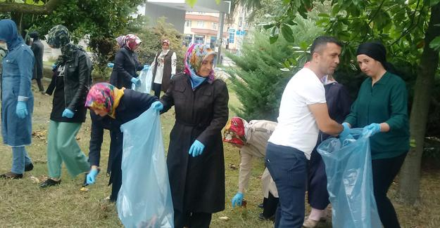 SEDAŞ'tan Dünya Çevre Temizlik Günü etkinliği
