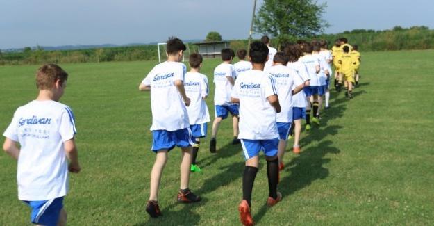 Serdivan'da Yaz Spor Okulu sona erdi