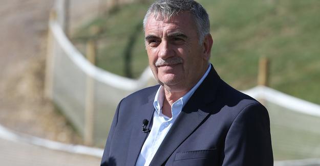 Toçoğlu TRT Spor'a konuk oldu