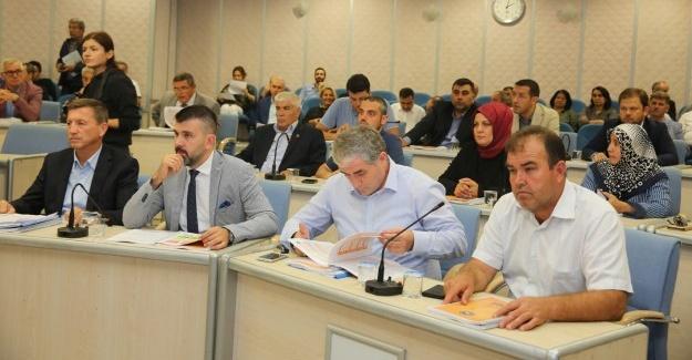 Adapazarı Belediye meclisi toplandı