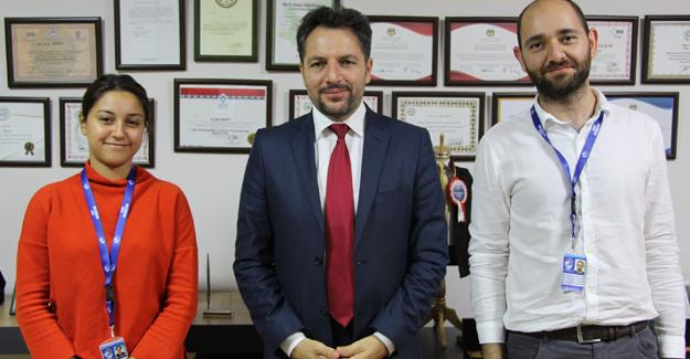 Baro'dan mültecilere hukuki destek
