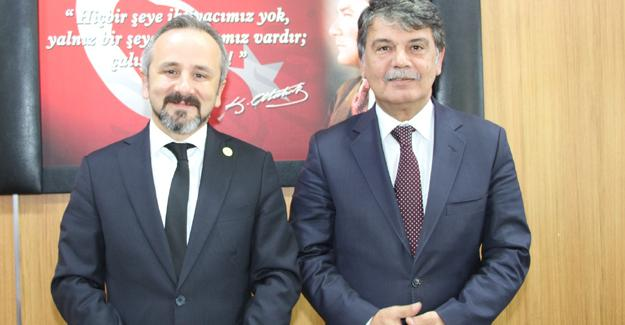 Başkan Kazan yargıya veda etti