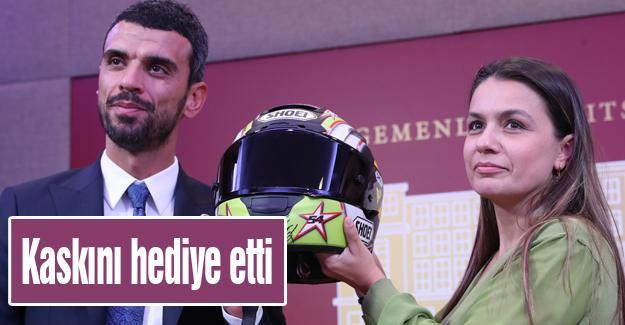 Milletvekili Sofuoğlu'ndan Yeşilay'a jest