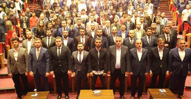 AK Gençlik'ten Danışma Meclisi