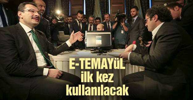 AK Parti'de temayül yoklaması usul ve esasları belli oldu