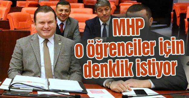 Milletvekili Bülbül Meclis Genel Kurulunda gündeme getirdi