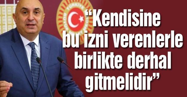 MİT Müsteşarı Hakan Fidan'ın istifasını istedi