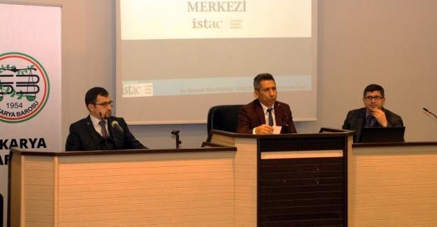 Avukatlar için tahkim semineri düzenlendi