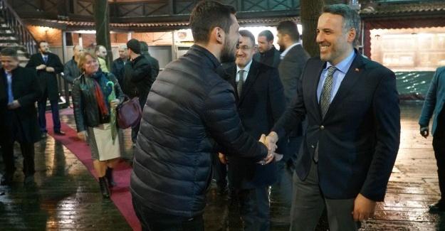 Başkan Tever yedek yönetimle bir araya geldi