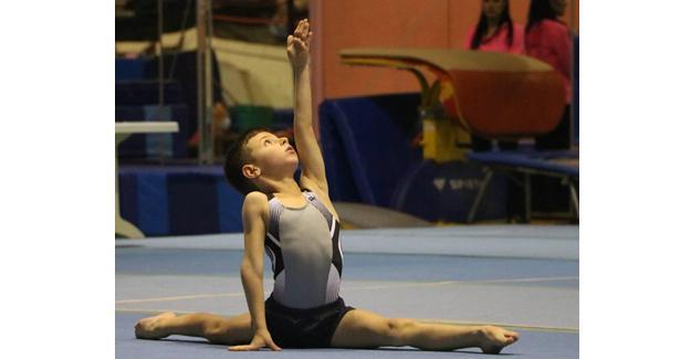 Cimnastikte dereceler açıklandı