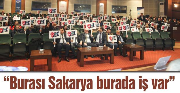 Sakarya'da 'İstihdam Seferberliği' başladı