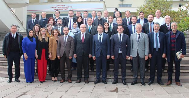 Bölge ASKOM toplantısı Sakarya'da yapıldı