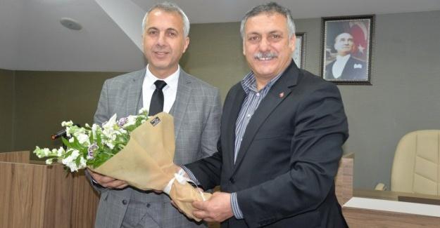 Hendekli muhtarlardan Başkan Babaoğlu'na ziyaret