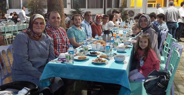 Adapazarı İSM personeli birlikte iftar yaptı