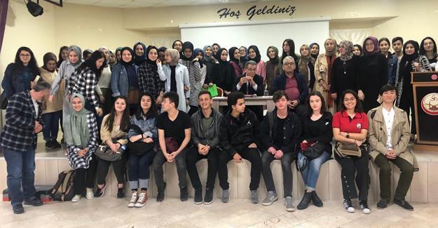 Anadolu Mektebi Projesi devam ediyor