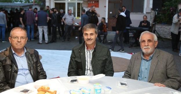 Başkan Alemdar Kamer sokak'a misafir oldu