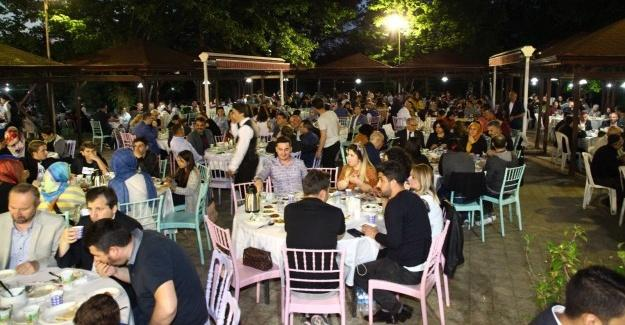 TÜVASAŞ'tan personele iftar