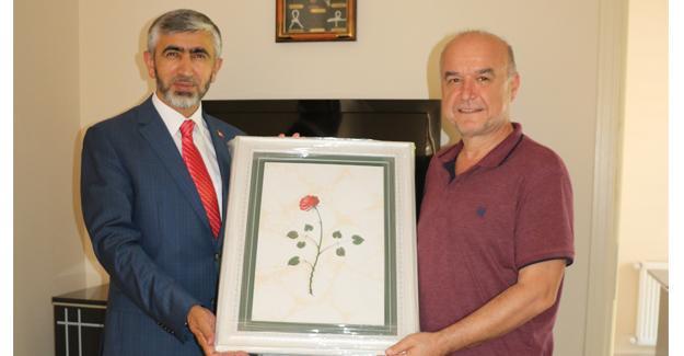 İl Müdürü Arif Özsoy'dan Medya Detay'a ziyaret