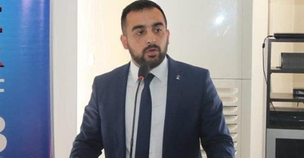 Akyazı Gençlik Kolları Başkanı istifa etti