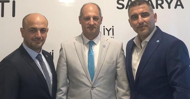 İyi Parti Ferizli'de görev değişimi