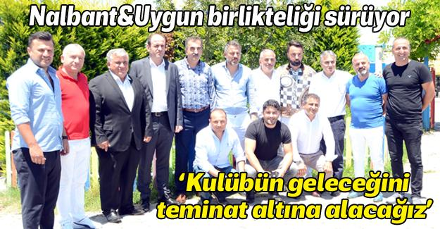 Nalbant&Uygun işbirliği!