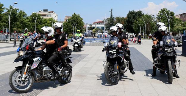 Yunus timlerine 3 yeni motosiklet