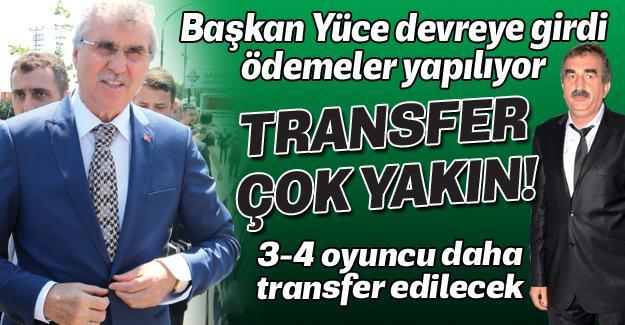 Sakaryaspor'da transfer hareketliliği