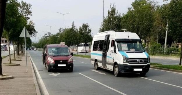 Toplu taşımada kontroller devam ediyor