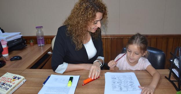 Okula başlayacak miniklere 'okul olgunluk testi'
