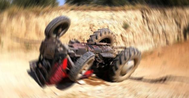 Traktör kazasında 9 kişi yaralandı