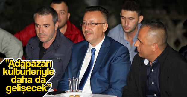 Başkan Işıksu, Arnavutluların dayanışma toplantısına katıldı