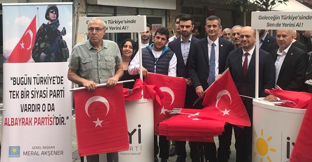 İYİ Parti'den Barış Pınarı Harekatına destek