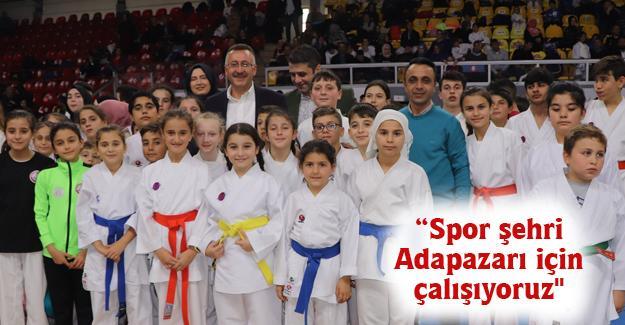 Karate İl Turnuvası başladı
