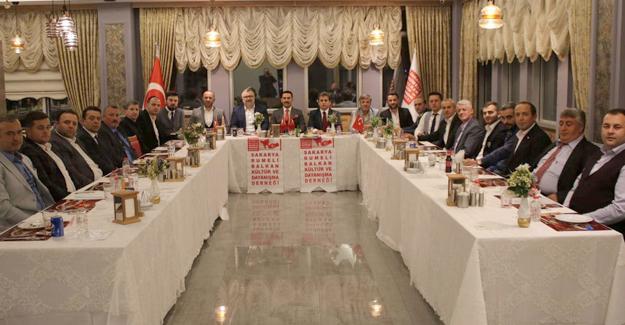 Rumeli Balkan Kültür ve Dayanışma Derneği'nde yönetim belli oldu